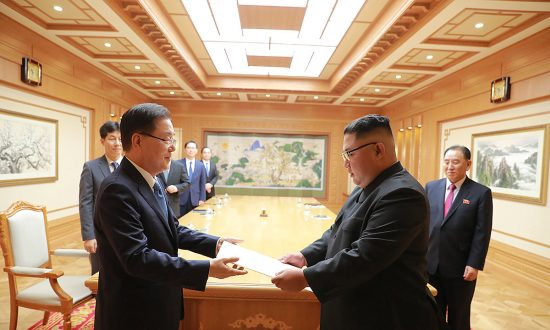 North Korea's Kim Expresses Wish to Denuclearize in Trump's First Term