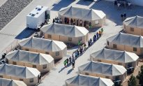 Video Shows Inside of Unaccompanied Children Immigration Shelter in Texas