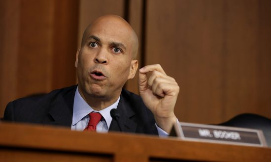 Booker's 'Spartacus' Moment at Kavanaugh Confirmation Hearing Falls Flat
