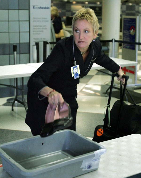 Why you should always wash your hands after passing airport security