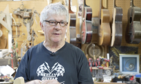 Rick Kelly Crafts Guitars From the 'Bones of Old New York'