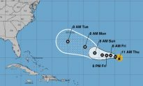 Hurricane Florence Is a Category 3 Major Storm, Could Approach US East Coast
