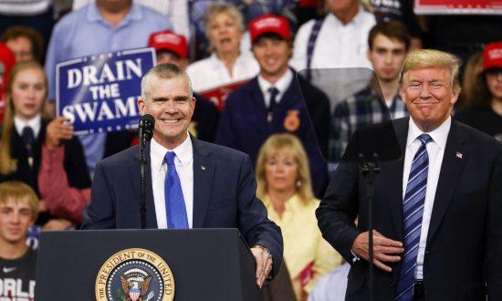 Trump Returns to Montana to Support Senate Challenger Rosendale