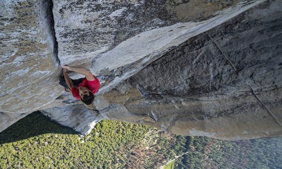 Film Review: 'Free Solo': Alex Honnold Is Spider-Man. Period