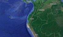 Magnitude 6.3 Quake Causes Slight Damage in Central Ecuador