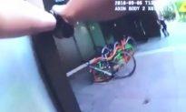 Cincinnati Police Show Police Bodycam Video From Mass Shooting