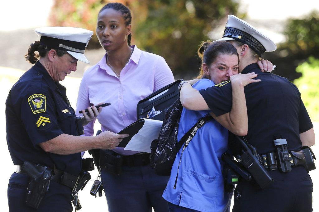 Cincinnati Shooting at Downtown Bank: Four Fatalities, Five Injured