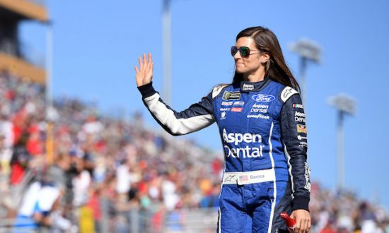 Danica Patrick: Life Lessons in the Fast Lane