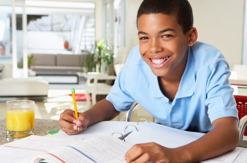 Happy Homework Time—Is That a Thing?