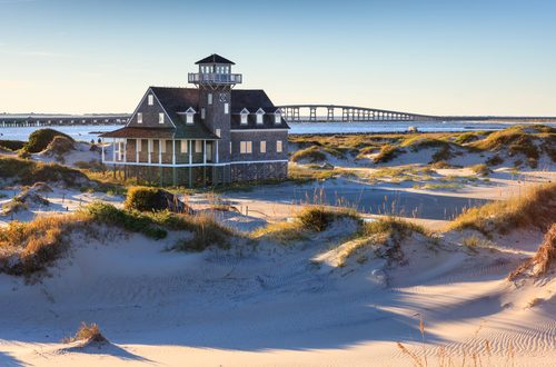 Barrier Islands Protect Coasts From Storms, but Are Vulnerable Too