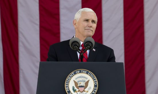 Obama's Speech That Broke Tradition, Criticized Trump 'Very Disappointing,' Pence Says