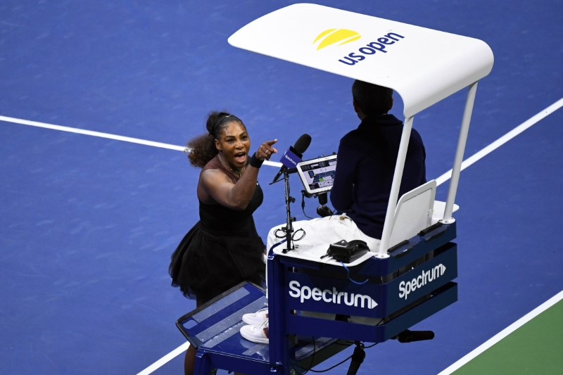 Serena Williams breaks silence on umpire sexism row in US Open final