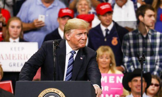 Trump Touts Progress After Pyongyang Yanks ICBMs From Parade