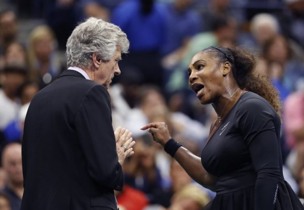 Serena Williams fined $26000 for US Open outburst