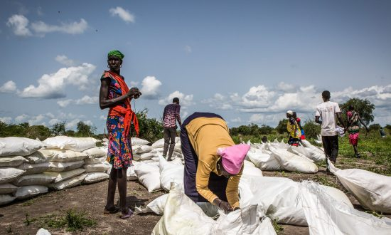 Large Portion of South Sudan's Population Unable to Access Basic Necessities