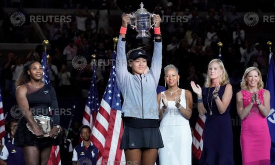 Osaka Claims US Open Title After Serena Meltdown
