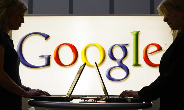 """Google is taking its legal fight against an order requiring it to extend """"right to be forgotten"""" rules to its search engines globally to Europe's top court. (Jens Meyer/AP)"""