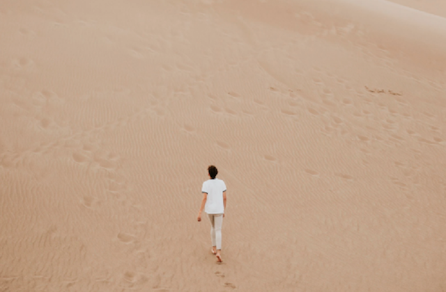 The key to tackling loneliness goes back to keeping it simple—it's that standard advice we keep hearing over and over again but few are acting on: go outside and do things.  (Unsplash/Screenshot)