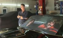 One of the Last Cars Burt Reynolds Signed Before Death Is in Kentucky