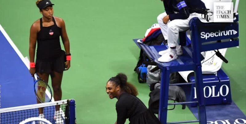 Ronnie O'Sullivan calls for gender divide after Serena Williams outburst