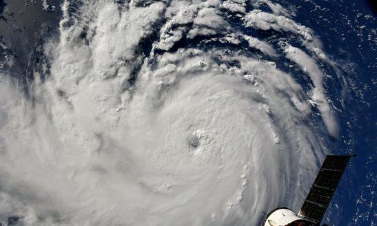 Mass Evacuations Ordered as Hurricane Florence Heads Toward Carolinas