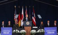 Trump Honors 'Immortal' Heroes of Flight 93 at Pennsylvania Ceremony