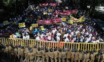Sri Lankans Protest Against Its Government's Leasing of a Major Port to China