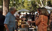 California Celebrates Wine Month