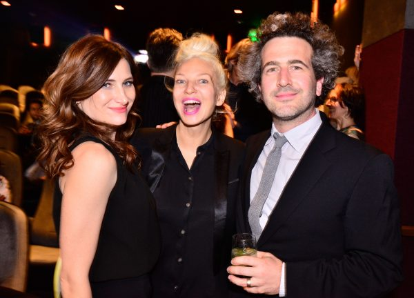 """""""Transparent"""" Cast And Crew Golden Globes Viewing Party"""