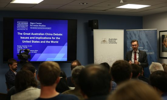 US Can Learn Much From 'Great Australian China Debate,' Professor Says