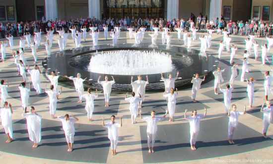 Silent Dance Honors Lives Lost on 9/11