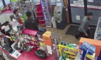 Disturbing Video: Teens Rob Store as Clerk Collapses With Medical Emergency