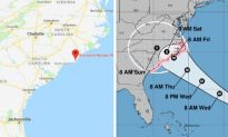 Hurricane Florence Forecast to Hit Near Brunswick Nuclear Power Plant in North Carolina