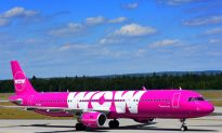 WOW air to Debut Service to New Delhi