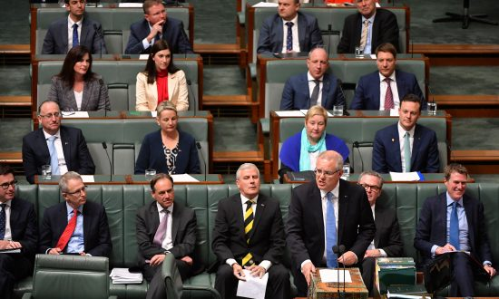 Australian Government Announces Date for By-Election in Ex-PM's Seat
