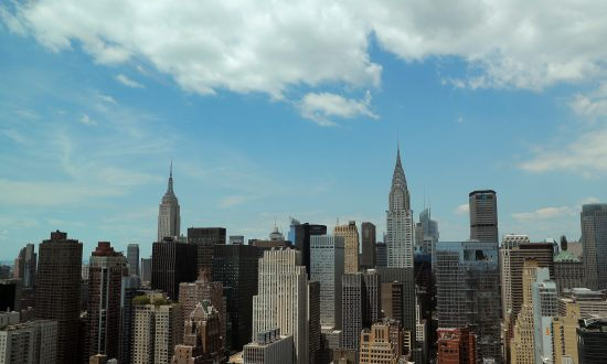 New York Beats London to Top Financial Center Spot Amid Brexit Fears