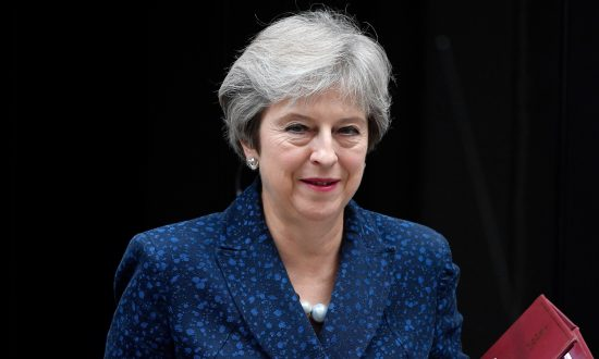 UK Prime Minister Theresa May Could Face Leadership Challenge