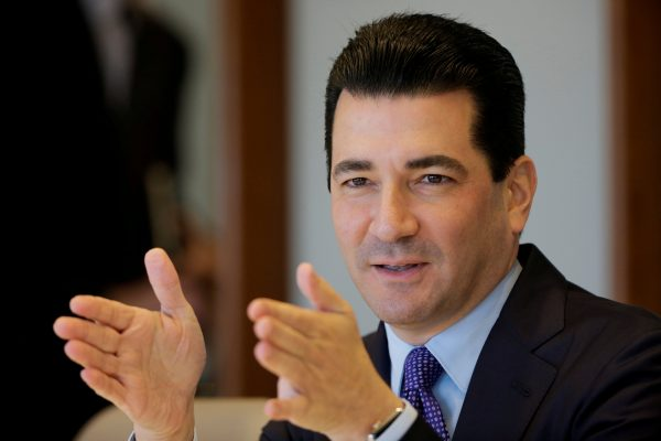 Commissioner Scott Gottlieb