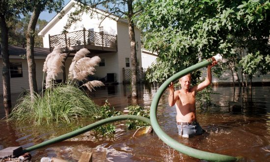 Florence Could Flood Hog Manure Pits and Taint Drinking Water
