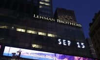 Recovery From Financial Crisis Limps On 10 Years After Lehman Brothers Bankruptcy