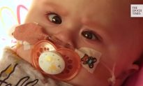 UK Baby Born With Heart Outside Body Allowed to Visit Home