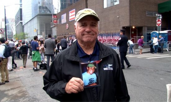 For Father 9/11 Is Day He Won't Forget