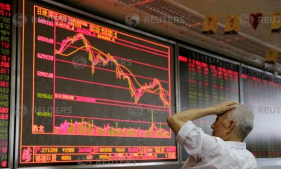Trade War With US Taking Heavy Toll on Chinese Stocks, Investors