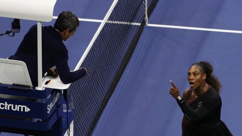 Umpires reportedly considering Boycott of Serena Williams Matches