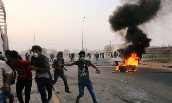 Protests Dash Iraqi PM's Chances of New Term, Hit U.S. Hopes of Shaping Government