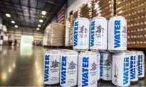 Anheuser-Busch Sending 300,000 Cans of Water for Hurricane Disaster Relief