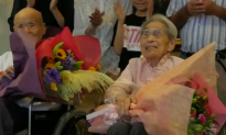 Oldest Living Couple Says Patience, Endurance Key to Successful Marriage