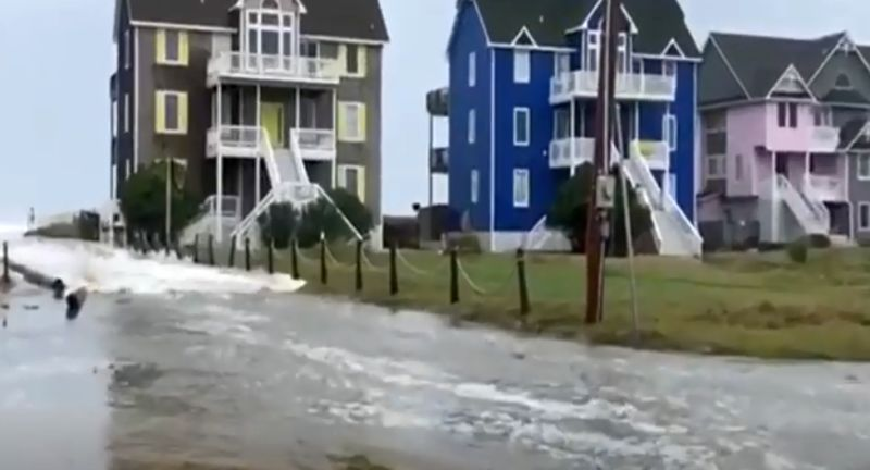 outer banks video florence