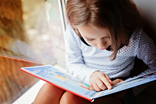 Fostering a love of reading can enhance a child's education over the entire course of their life. (Shutterstock)