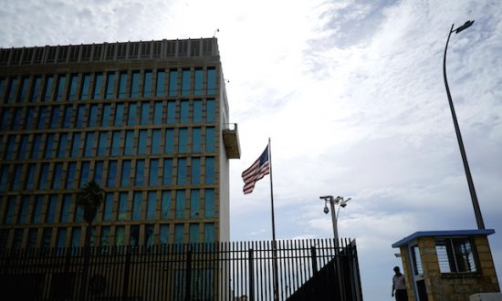 US, Cuba Officials Discuss Mysterious Embassy Health Incidents